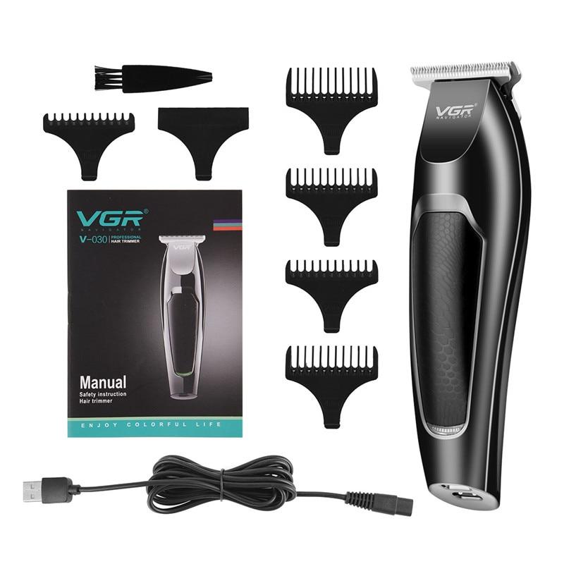 de cabelo barba trimer máquina de corte de cabelo dos homens crianças