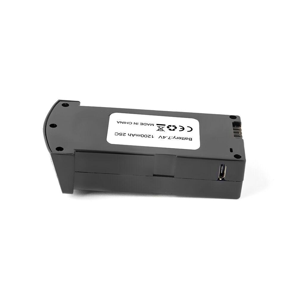 Original  7.4V 1200mAh 25C Lipo Battery For E520 E520S RC Drone Spare Parts Accessories 7.4v Lithium Battery 1pcs