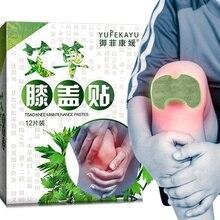 12 шт./кор. Argy полынь листьев штукатурка шейки матки Патч наклейка полыни для талии до колен может CSV