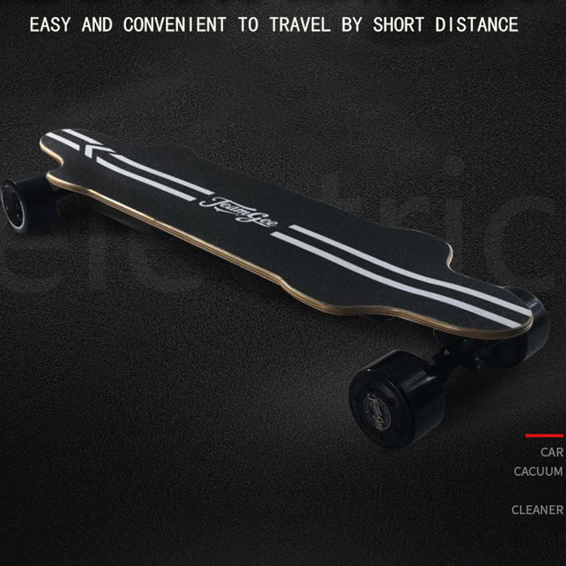 H20 Electric Scooter For Adults 4 Wheel Electric Scooters Motor 1200W Bluetooth Remote Longboard Electric Skateboard