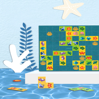 Mideer-Children-s-Educational-Toys-Intellectual-Development-Marine-Solitaire-Game-Brain-Logic-Interactive-Board-Game