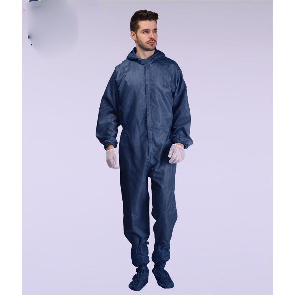 Protective Clothing Coverall Protective Overalls Unisex Suits Work Wear Jumpsuit Long Sleeve