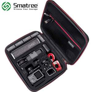 Image 1 - Smatree Hardshell Osmo Pocket Accessories Storage Case for DJI Osmo Pocket/Osmo Aaction/Gopro Hero 8,for Charging Case