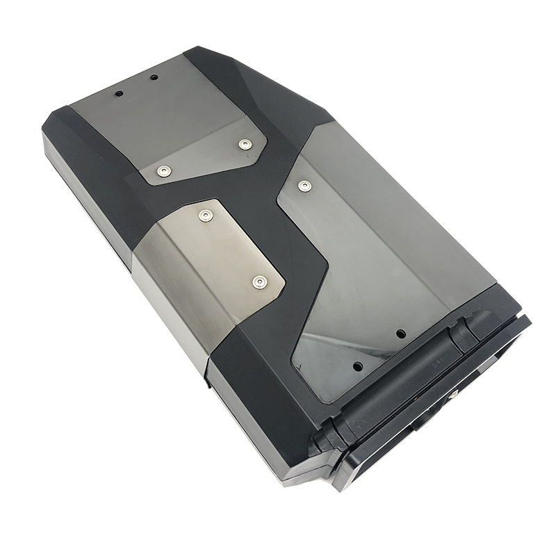 For <font><b>BMW</b></font> <font><b>R1200GS</b></font> LC R 1200 GS ADV <font><b>Adventure</b></font> R1250GS GSA F750GS F850GS Tool Box Left&Right Side Bracket Aluminum waterproof box image