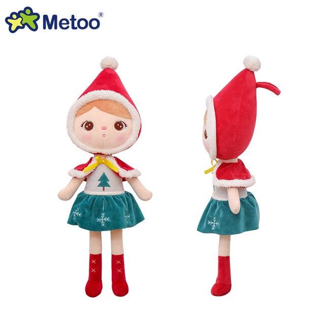 Рождественская кукла Metoo, 55 см.
