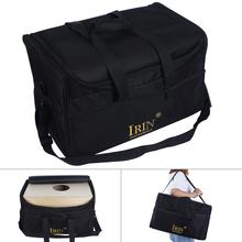 цены 600D Oxford Cloth Cajon Drum Storage Bag 5mm Padded Cotton Cajon Gig Case Shoulder Handle Bag Drum Bag