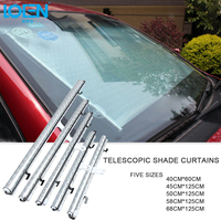 Lazer yansıtıcı UV bloke araba güneş gölgelik ön cam emme kapağı arka cam kapak güneşlik 40CM * 60CM 45CM * 125CM 50CM * 125CM|Yan Pencere Şemsiyeleri|Otomobiller ve Motosikletler -