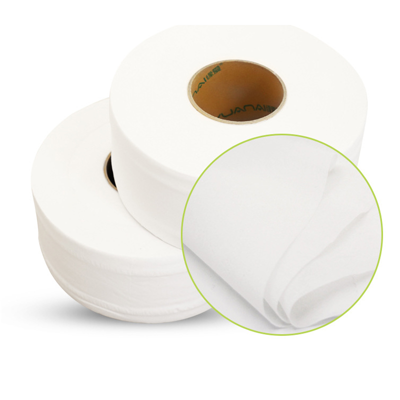 1 Roll Soft Skin-friendly Paper For Toilet Tissue Home Bath Toilet Roll Paper Natural Native Wood Three Layer Toilet Paper