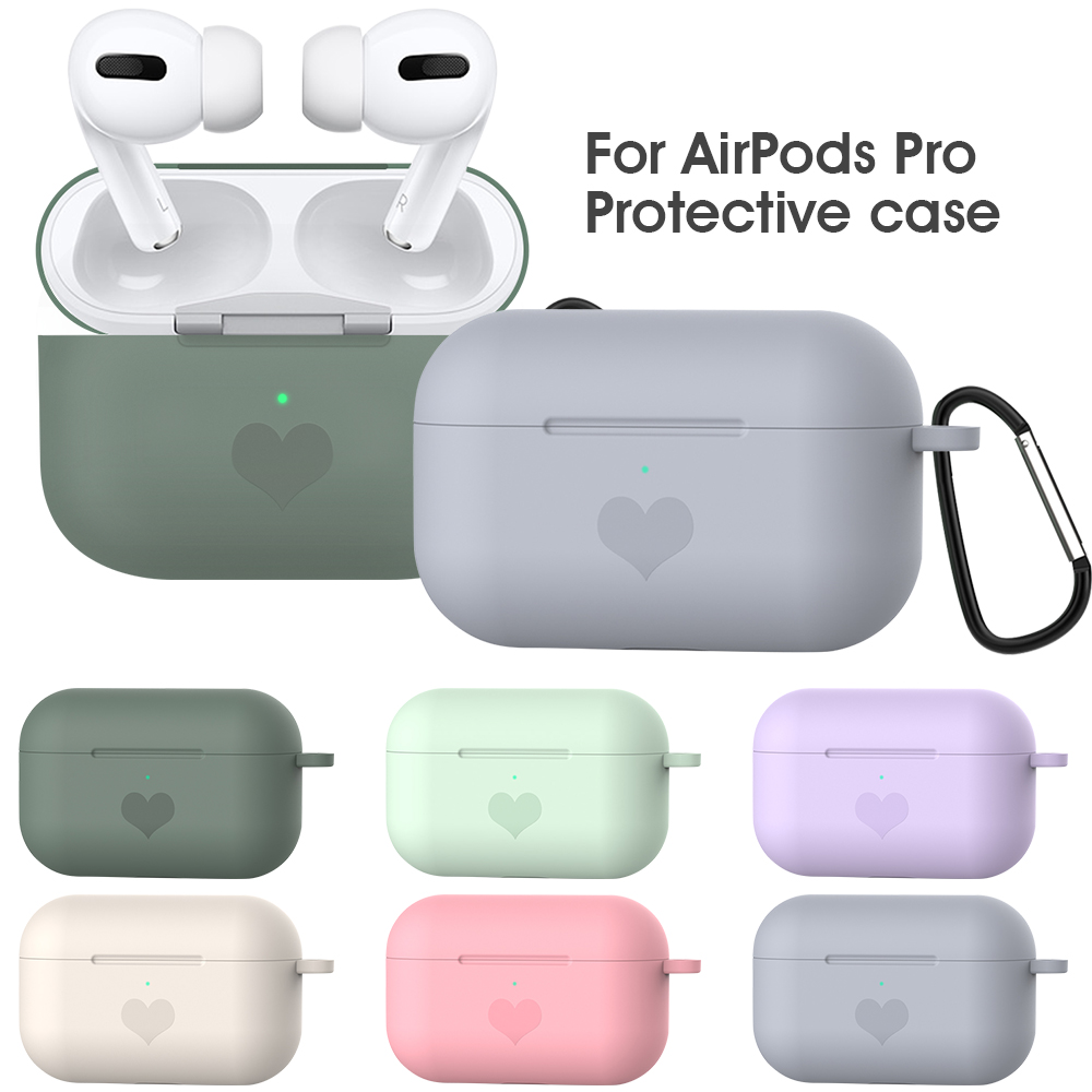 Earphone Protective Case For AirPods Pro 3rd Bluetooth Earphone Cover For AirPods Pro Silicone Charging Headphone Case