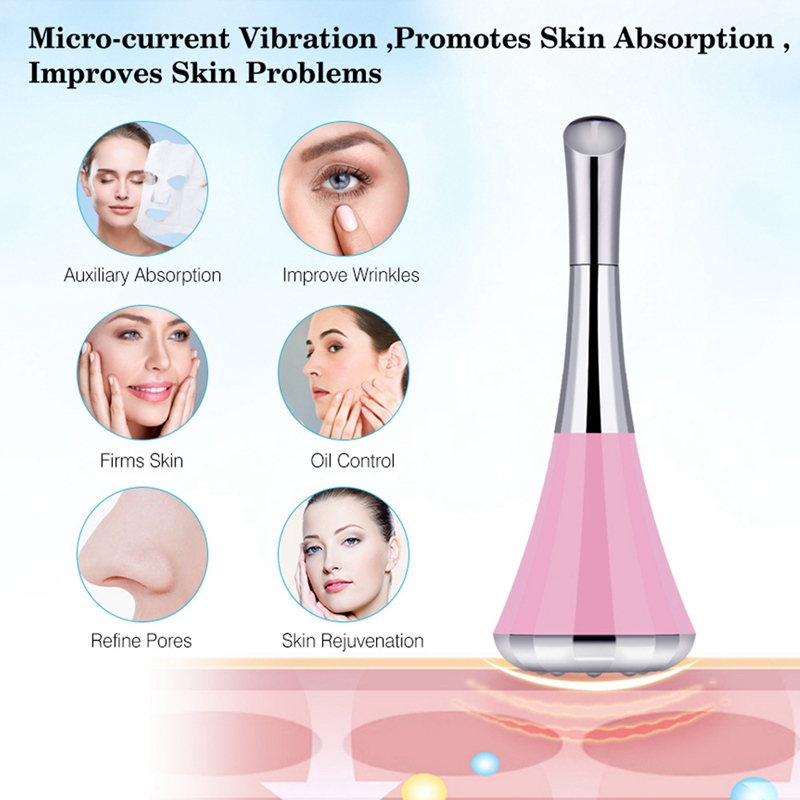2-Way Microcurrent Anti-Wrinkle Skin Tightening Face Lift Machine For Anti Aging Face Massager 1