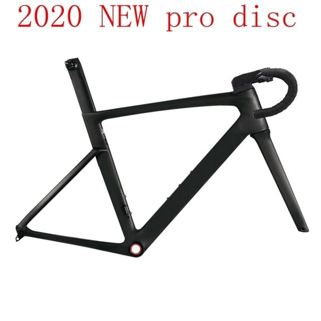 2020 Mới T1000 Pro Top Carbon Đường Khung Xe Đạp Đua Đĩa Phanh Đĩa Xe Đạp Frameset Làm Đài Loan XDB DPD Tàu