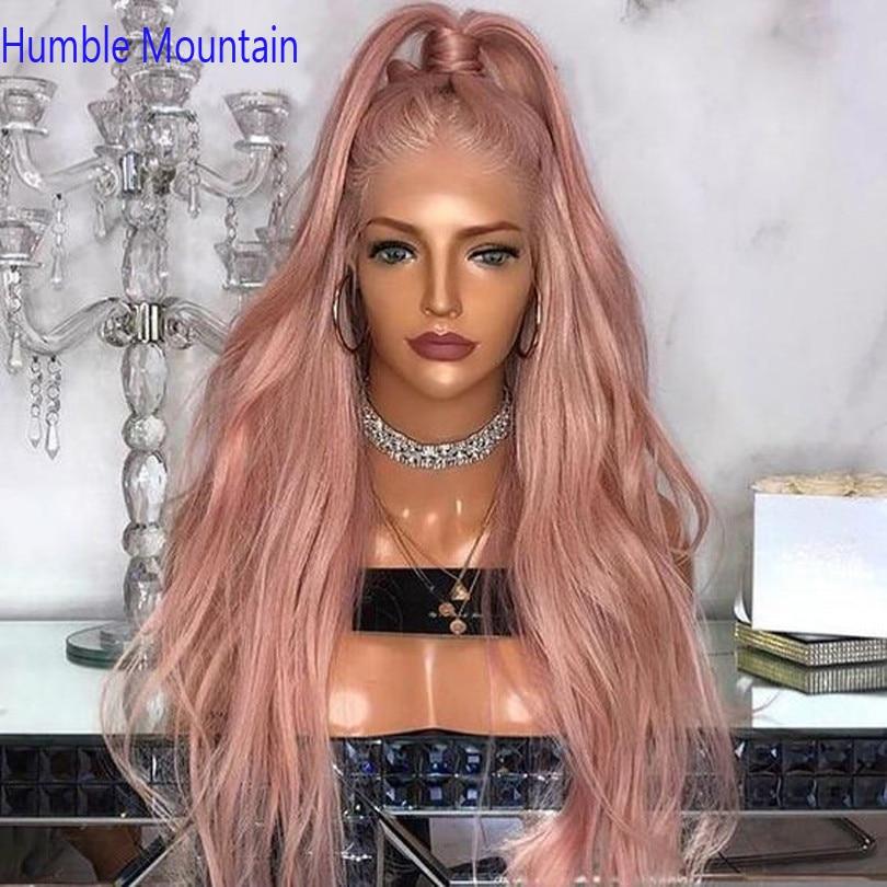 Custom Wigs 370 Lace Frontal Human Hair Wigs 26-34