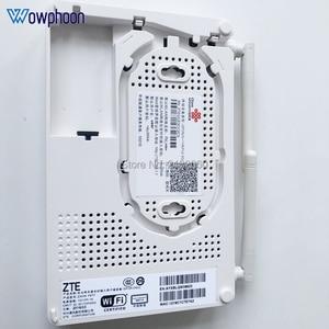 Image 3 - 2019 חדש דגם ZTE F677 GPON ONU 1GE + 3FE + 1Tel + 1USB + Wifi אותו פונקצית F623 F663N f660, אנגלית גרסה
