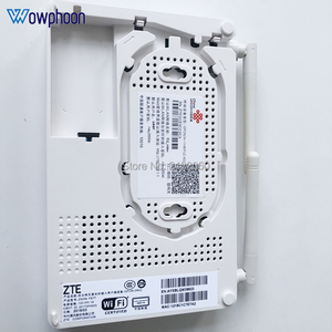 Image 3 - ZTE F677 GPON ONU 1GE+3FE+1Tel+1USB+Wifi Same function F623 F663N F660, English Version