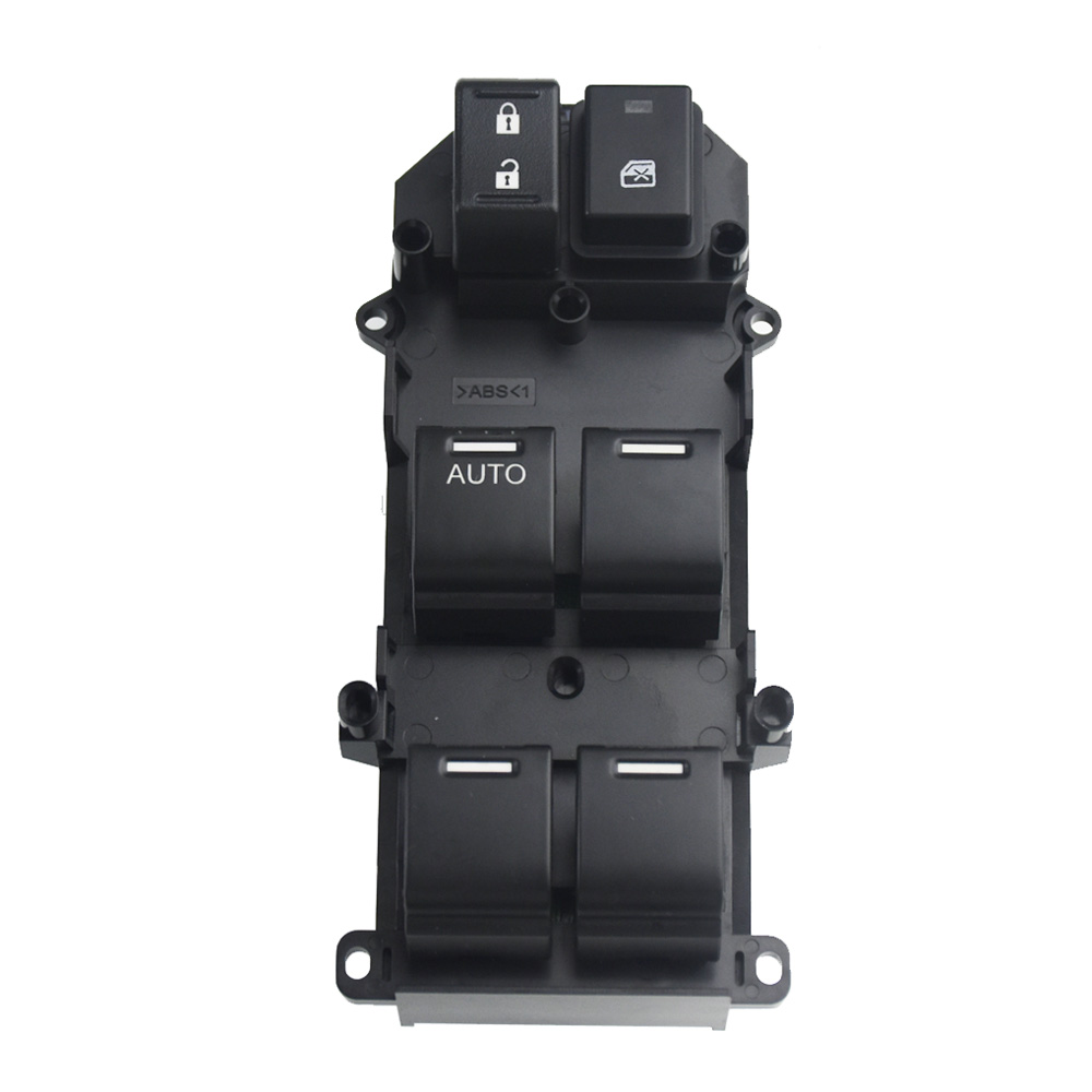 For Honda Accord 8 VIII 8th 2008 2009 2010 2011 2012 Electric Power Window Lifter Master Control Switch(China)