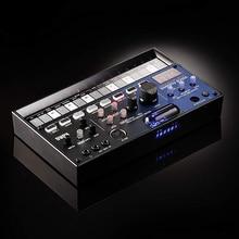 Korg volca nubass vacuum tube analog keyboard synthesizer