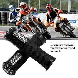 Moto Handle Bar Grip Parts Universal for Kawasaki Honda Suzuki Benelli Yamaha Harley Softail Sportster Grip Motorcycle Handlebar