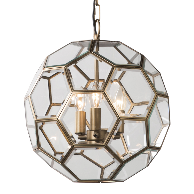 Globe Gl Pendant Lighting Antique