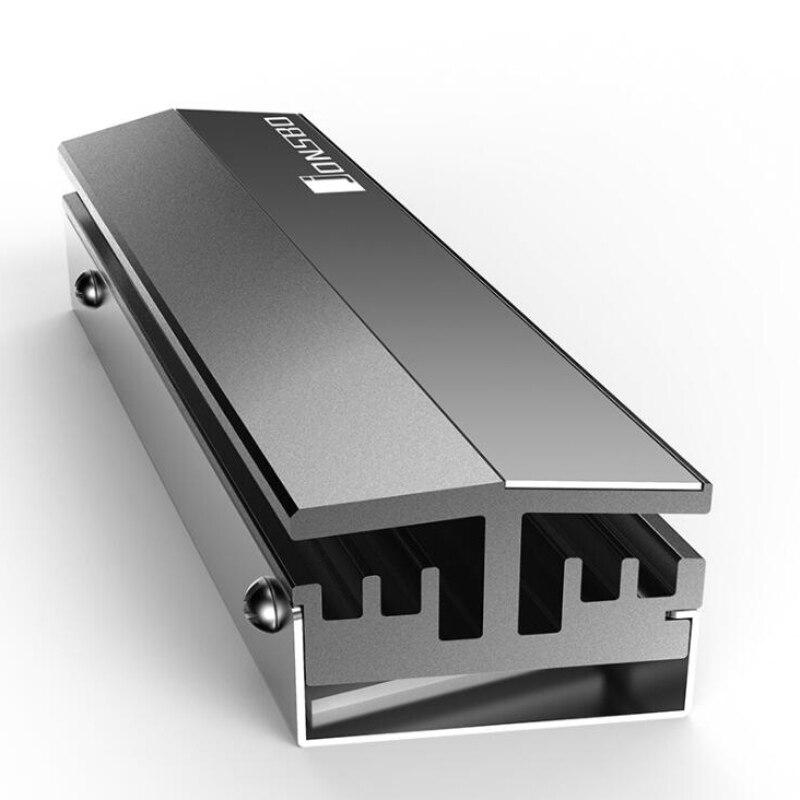 Твердотельный жесткий диск Jonsbo M.2, радиатор, теплопроводящие вставки NVMe 2280SSD, алюминиевый жилет, чехол для телефона