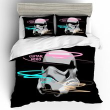 Star Wars Bedding Set Print Duvet Cover Twin Full Queen 3D King Home Textile Bedclothes Bed Sets Good Quality Pillowcase