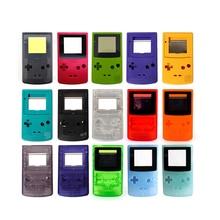 Per Game Boy Color Cover di Ricambio Borsette Per GBC Custodia Custodia In Plastica Borsette