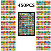 450Pcs Full Set NFC For Animal Crossing Card Work NS Switch Ntag215 Game Card Series 1 2 3 4