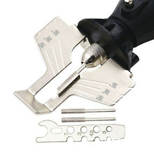 Chain Sharpening Teeth Kit Chainsaw Sharpener Saw Power Grinding Tool LB88