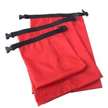 Durable 3 Pcs Set S to L Waterproof Dry Bag for Sack Pouch Canoe Swimming Camping Hiking Boating Fishing Sport блуза sack s sack s mp002xw1aso2