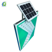 Good quality factory manufacture aluminum casted shell solar