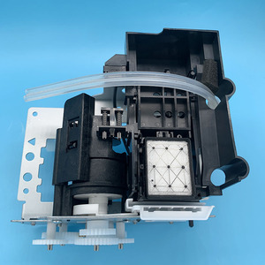 Image 3 - Głowica drukująca DX5 pompa atramentowa na bazie wody montaż stacja zamykająca do Epson 7800 7880C 7880 9880 9880C 9800 jednostka czyszcząca pompy