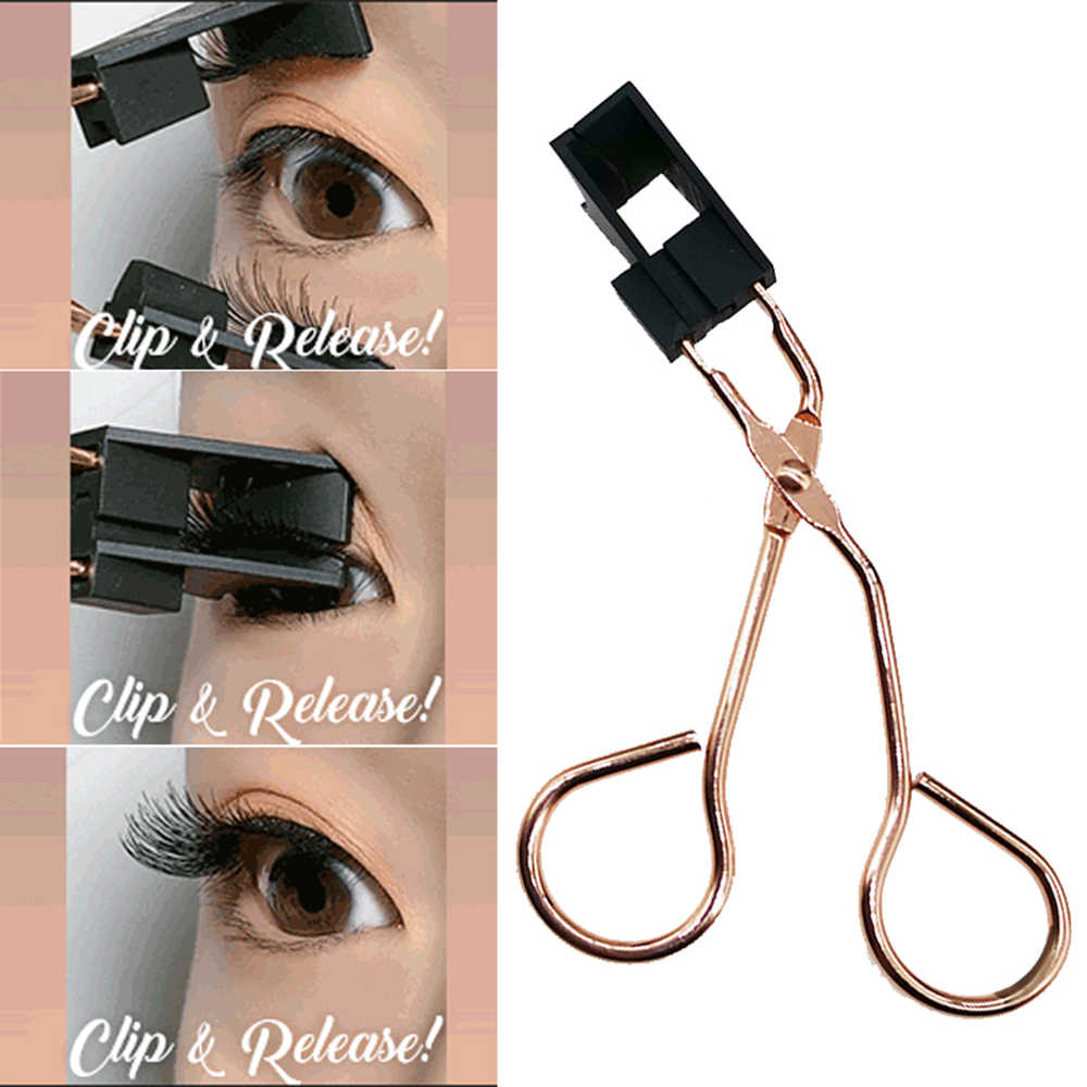 1PC Magnetic Eyelash Curler Lash Applicator Quantum Natural Long Black False Eyelashes Magnetic Lashes Set Makeup Accessories