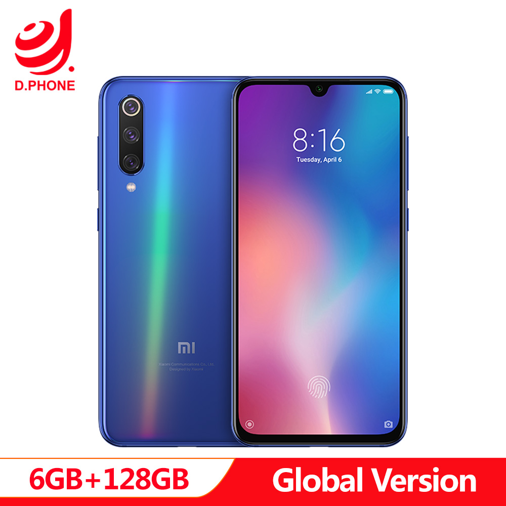 Version mondiale Xiao mi mi 9 SE 6GB 128GB ROM Snapdragon 712 Octa Core 5.97