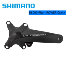 SHIMANO ULTEGRA R8000 6800 165mm 170mm 172.5mm right crank POWER Crankset XCADEY X POWER METER Crank GPS Support ANT Bluetooth