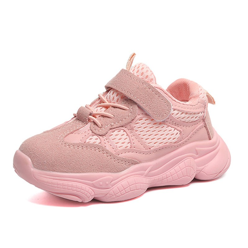 2020 New Children Shoes Boys Sport Shoes Breathable Fashion Kids Sneakers Comfortable Soft Bottom Non-slip Casual Child  Shoes