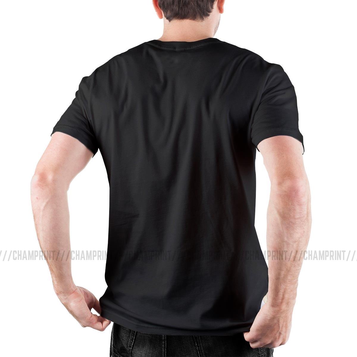Ghost Gengar T-Shirts for Men Kaiju Japan Pokemon Pocket Monster Cartoon Cotton Tee Shirt Short Sleeve T Shirt Party Tops 2