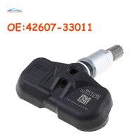 Araba 42607-33011 4260733011 PMV-107J Toyota Lexus Için LS460L LS600hL LX570 RX350 RX400h TPMS lastik basıncı sensörü Monitör 315MHZ