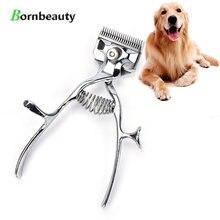 Pet Dog Scissors Pet Hair Trimmer Shaver Razor Grooming Manual Clipper Pet Dog Cat Animal Hairdresser's Scissors Professional Cu