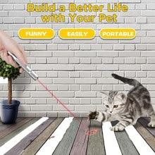 2021 3 modos de prata de aço inoxidável portátil led usb caneta laser multi-padrão estilo 3 em 1 gato brinquedo de estimação uv lanterna suprimentos para animais de estimação