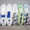 Maple Skateboard Surface Professional For Adult Longboard Skateboard Accessories Double Rocker Kaykay Fitness Equipment BS50BM