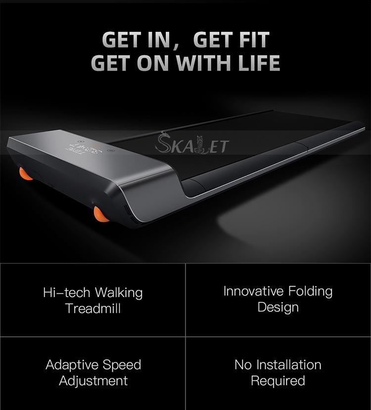 Smart Electric Foldable Treadmill