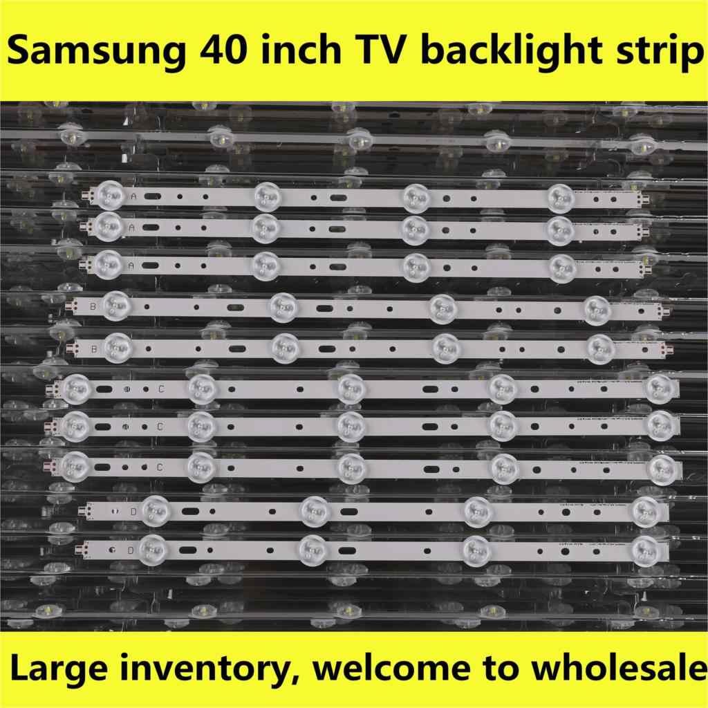 Luz de fondo LED 4/5 para Samsung, televisión de 40 pulgadas SVS400A73 40D1333B 40L1333B 40PFL3208T LTA400HM23 SVS400A79 40PFL3108T/60