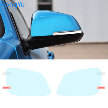 For BMW 1 Series F20 F21 Hatchback 2012-2016 Full Cover Anti Fog Film Rearview Mirror Rainproof Anti-Fog Car Accessories
