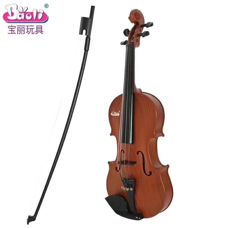 Polaroid 1707 Violin Toy-Playing Children Gift Baby Music Instrument GIRL'S Boy Beginners