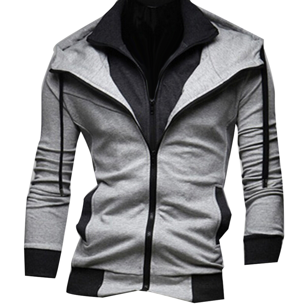 H1e2b1f83ed154e56bde12b20d005b9461 Jacket Men Autumn Winter zipper Casual Jackets Windbreaker Men Coat Business veste homme Outdoor stormwear clothing