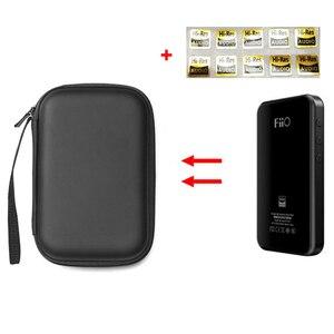 Duurzame Draagtas Opbergdoos Voor Fiio M11 Pro M15 M11 M9 M7 M6 M3K MK2 X1 X3 X5IIIS X7 q5 MP3 Beschermhoes Cover Bag(China)