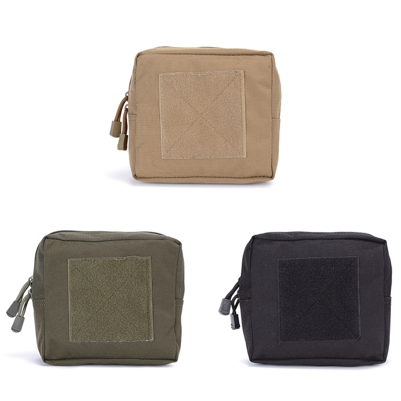 MOLLE sac médical accessoire sac nylon imperméable tactique sports de plein air poche