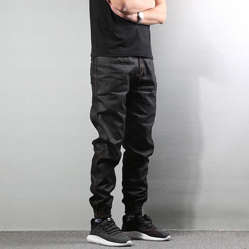 Japanese Style Fashion Men Jeans Vintage Designer High Quality Harem Cargo Pants Streetwear Hip Hop Jeans Men Joggers Pants