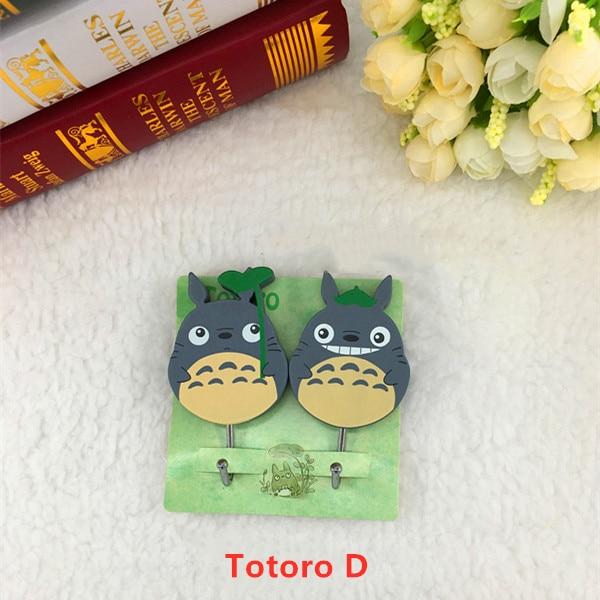My Neighbor Totoro Bulbasaur Squirtle Charmander Hooks Cute Hook Totoro Toys