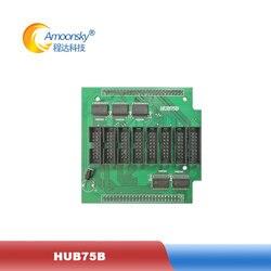 LED Display Module Panel Adapter Board Hub Card Hub75b Hub75e Hub08 Hub12 Work with Linsn RV901T RV801D Nova Colorlight