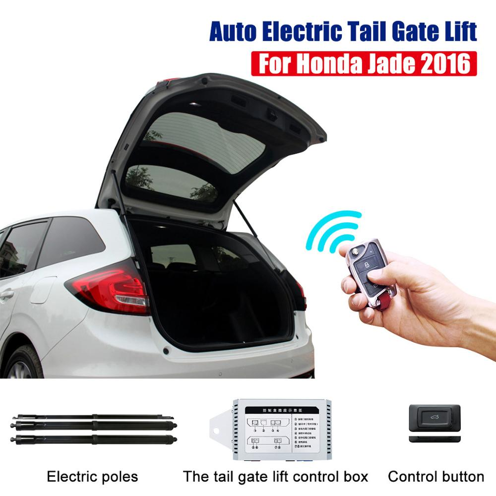 Auto Electric Tail Gate Lift For Honda JADE 2013+ Model Free Shipping Electric Suction Lock Door